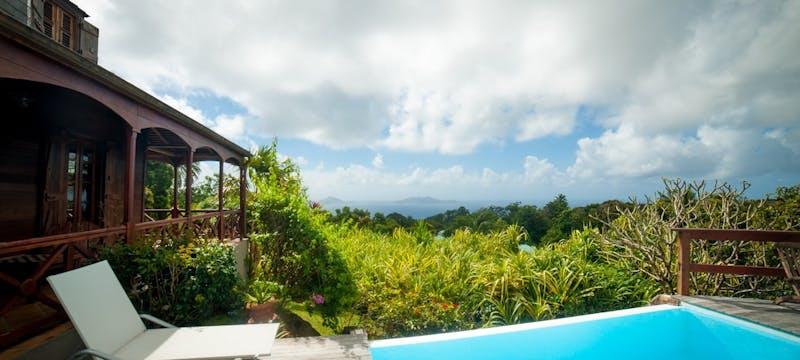 Le jardin malanga hotel western and oriental for Jardin malanga