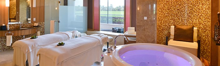 Couples Spa Room