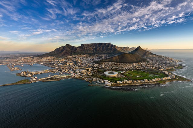Image of Cape Town South Africa