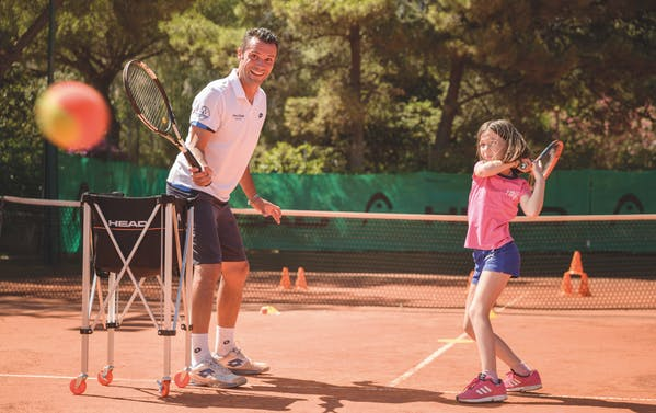 Tennis holiday in Forte Village Sardinia
