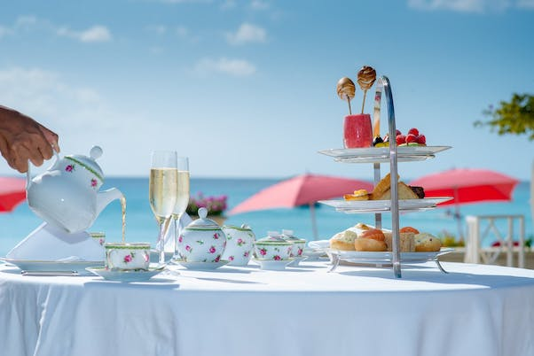 Sandy Lane Afternoon Tea