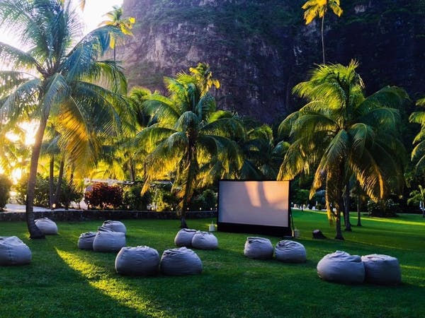 Sugar Beach Cinema Night
