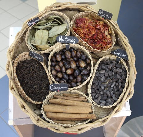 Spices in Grenada