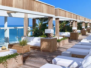 Terrace at 1 Hotel South Beach, Miami