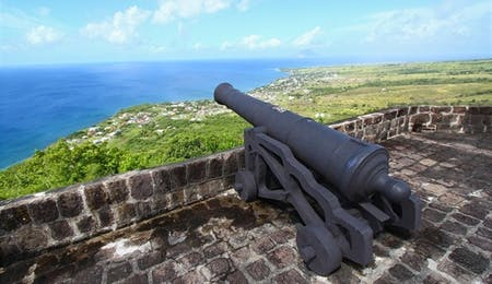 Historic Sights, St Kitts