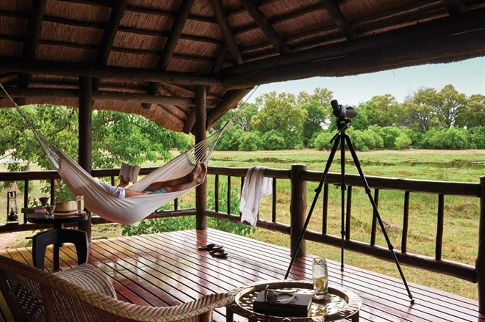 Belmond Savute Elephant Lodge – Belmond Khwai River Lodge