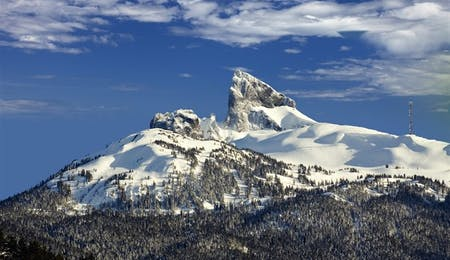 Black Tusk Peak