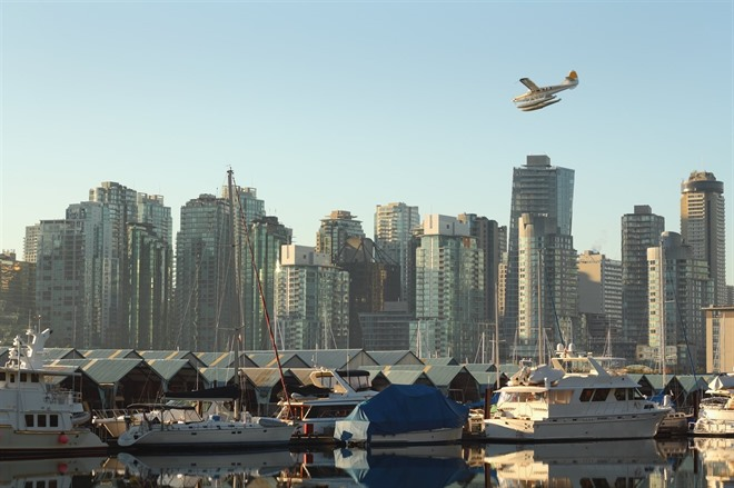 Optional Floatplane Flight Over Vancouver
