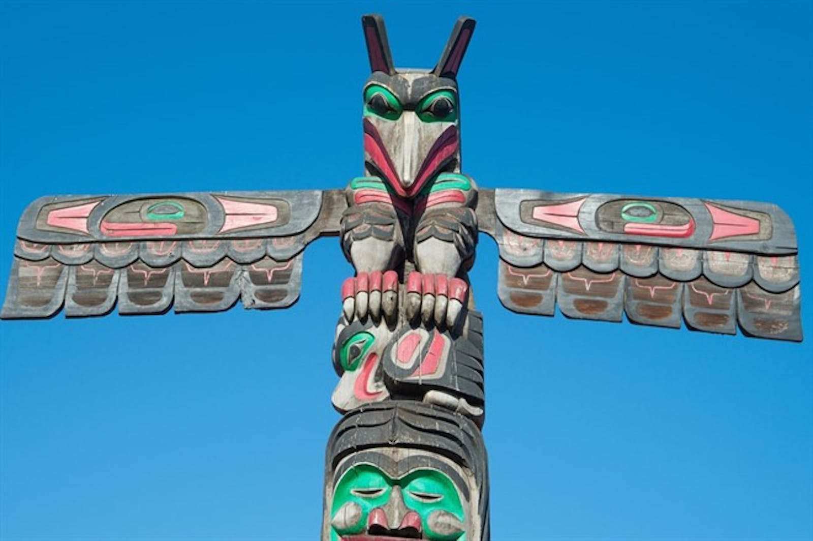 Duncan, City of Totems