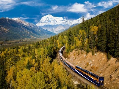 Mount Robson Views