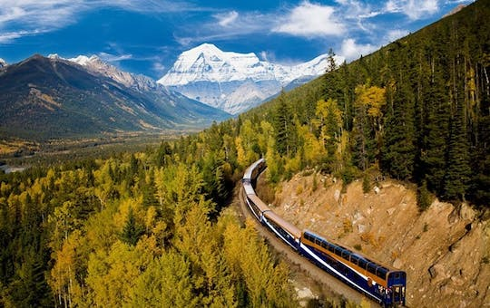 Mount Robson Views