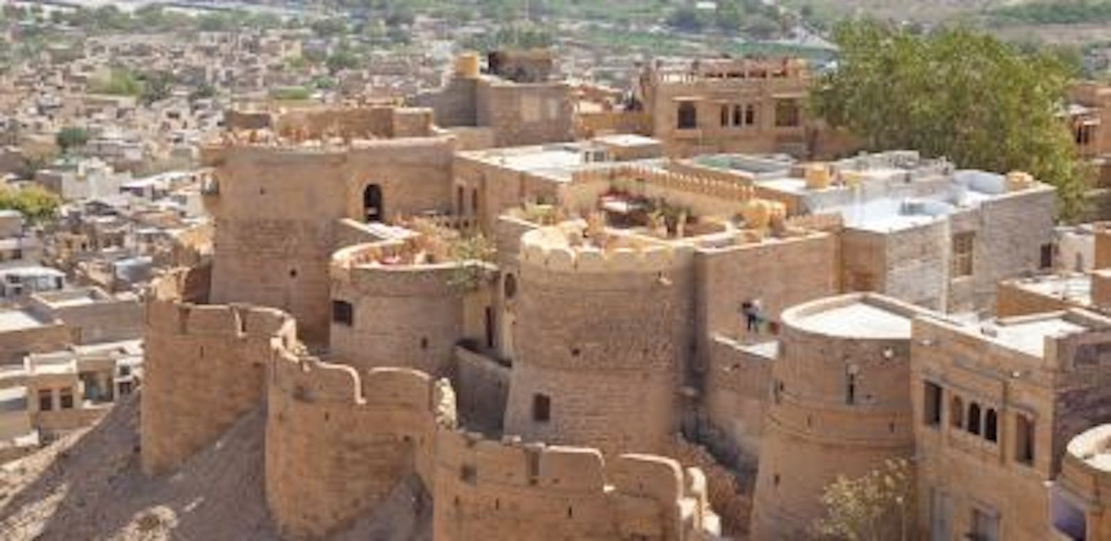 Luxury holidays to Jaisalmer