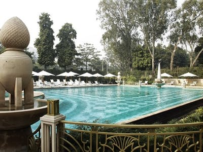 Swimming Pool at The Imperial
