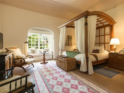 Premier Room at The Oberoi Rajvilas