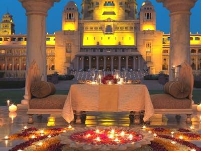 Taj Umaid Bhawan Palace - Dining