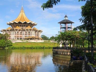 Batang Ai to Kuching
