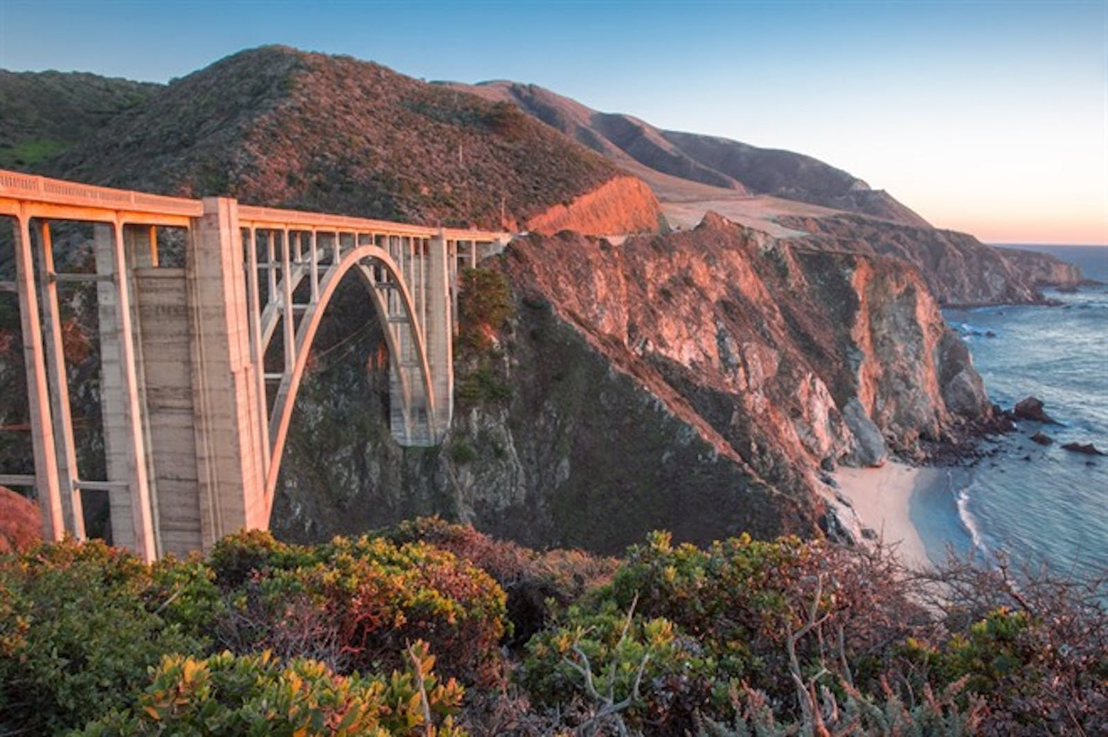 Big Sur Coastal Drive