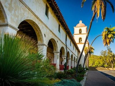 Old Mission Santa Monica