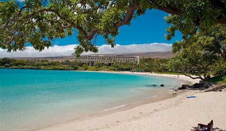 Mauna Kea Beach, Hawaii, The Big Island