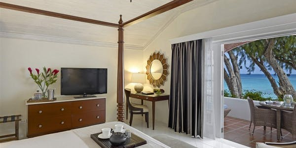 Luxury Ocean View Rooms