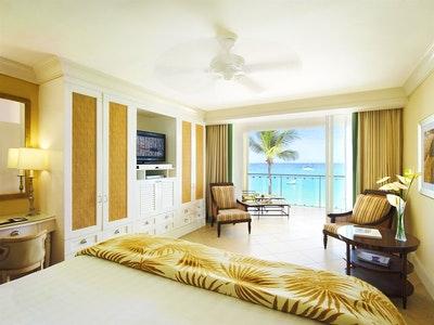Ocean Front Deluxe Rooms