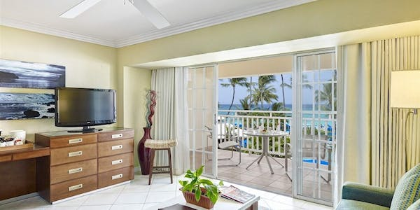 One Bedroom Ocean View Suite