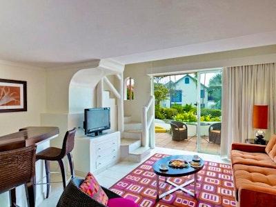 One Bedroom Suite- Pool/Garden View