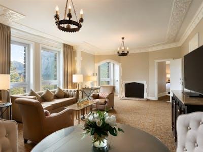 Fairmont Gold Two Bedroom Suite