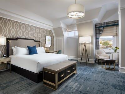 Harbour View Deluxe Room