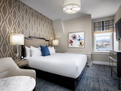 One Bedroom Harbour View Suite
