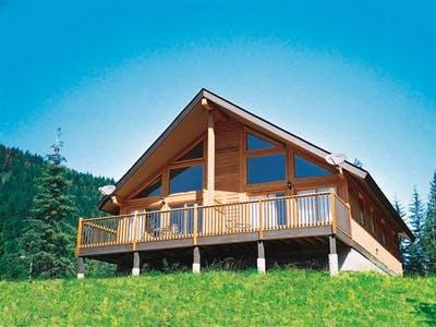 One Bedroom Alpine Chalet