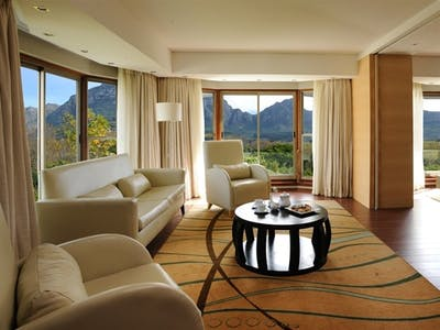 Mountain Facing Suites