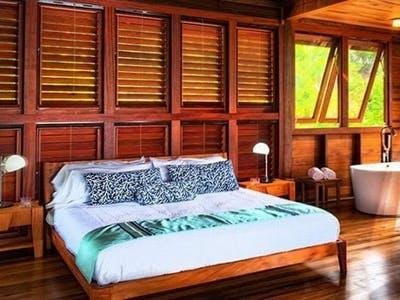 Zabuco Honeymoon Villa