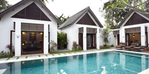 Two and Three Bedroom Villas