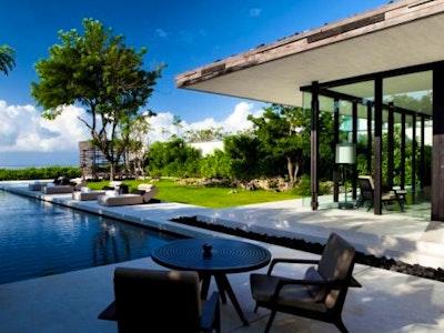 Three Bedroom Cliffside Pool Villa (8 Units - 2,000 to 3,000 Sq/m)