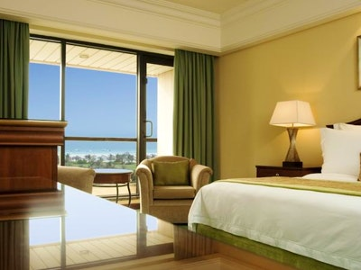 Deluxe Seaview Room and Superior Rooms