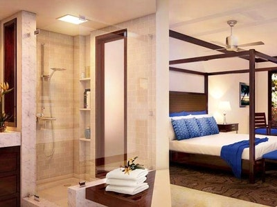 South Seas Premium Room with Outdoor Tranquillity Soaking Tub
