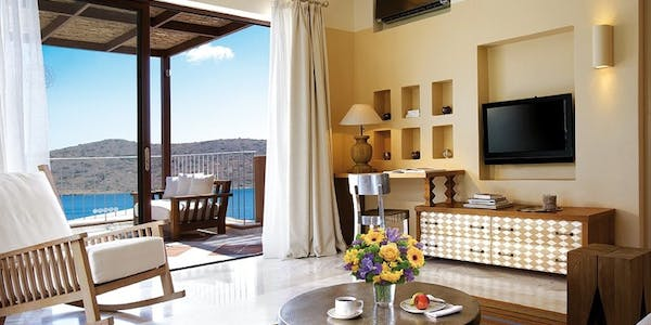 Premium One Bedroom Suite Garden or Sea View with Outdoor Jacuzzi or  with Private Pool