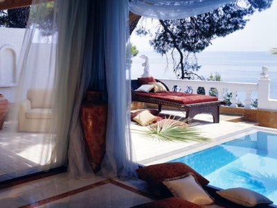 Executive Pool Suites (4) and the Mediterranean Suite