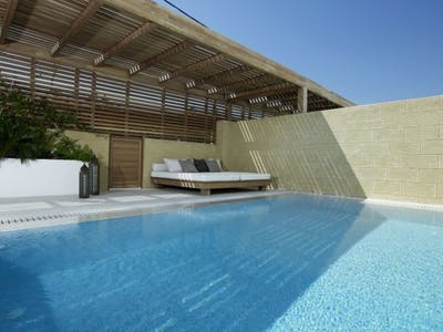 Ottoman Gardens Pool Suite