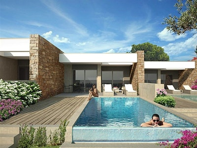 One Bedroom and Deluxe Two Bedroom Bungalow Suite Private Pool