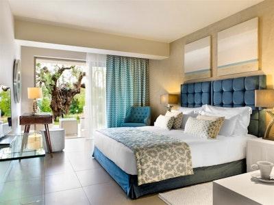 Double Bungalow Room