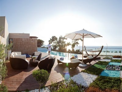 Elite Presidential Suite With Private Pool