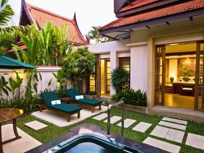 Banyan Pool Villa.