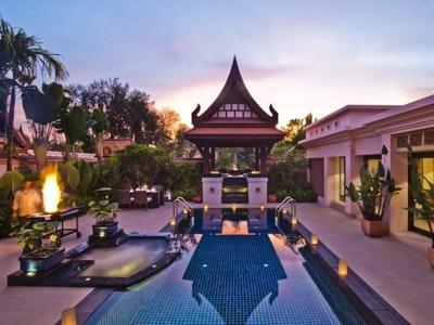 Grand Two Bedroom Pool Villa