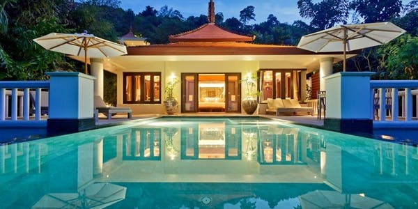 Ocean View Pool Villas