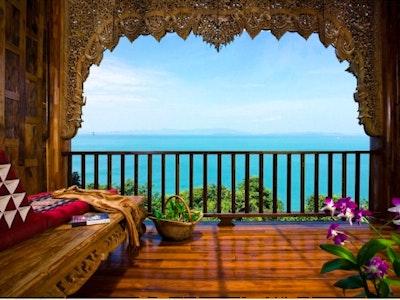 Santhiya Supreme Deluxe Room