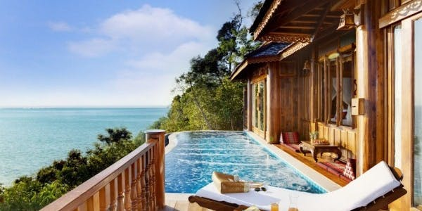 Santhiya Ocean View Pool Villa Suite