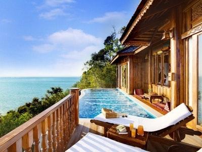 Santhiya Ocean View Pool Villa Suite