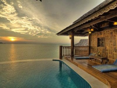 Santhiya Royal Grand Pool Villa Suite